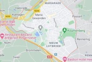 hoensbroek coronatest locatie en test straten op 1 rij met pcr en sneltest, reis certificaat bij coronatest-heerlen.com