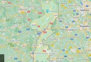 limburg coronatest locatie en test straten op 1 rij met pcr en sneltest, reis certificaat bij coronatest-heerlen.com