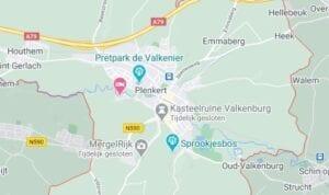 valkenburg coronatest locatie en test straten op 1 rij met pcr en sneltest, reis certificaat bij coronatest-heerlen.com